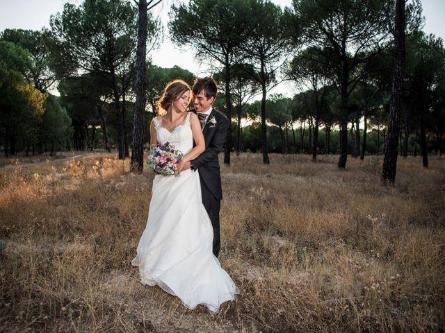 La boda de Carlos y Ariadna en Olmedo, Valladolid 53