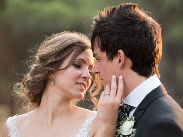 La boda de Carlos y Ariadna en Olmedo, Valladolid 54