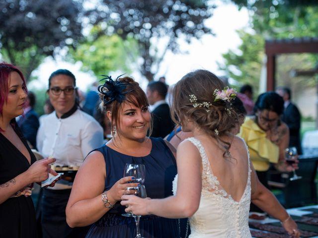 La boda de Carlos y Ariadna en Olmedo, Valladolid 57