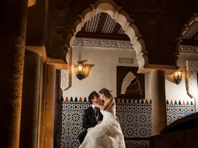 La boda de Carlos y Ariadna en Olmedo, Valladolid 61