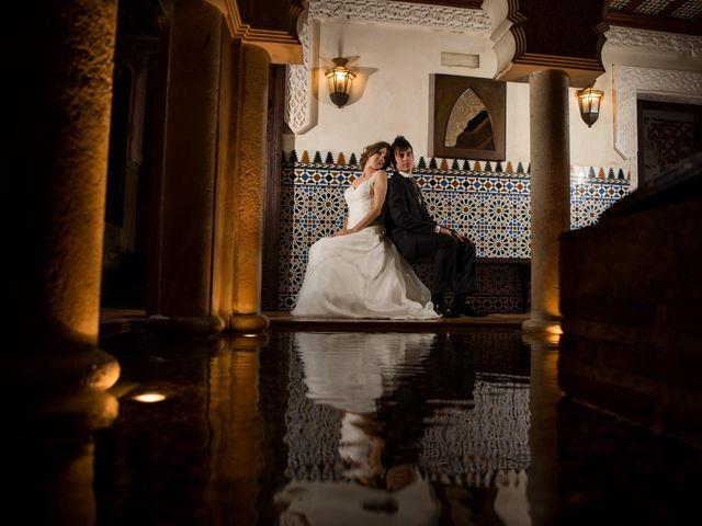 La boda de Carlos y Ariadna en Olmedo, Valladolid 62