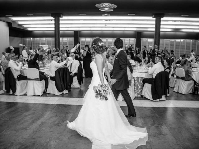 La boda de Carlos y Ariadna en Olmedo, Valladolid 63