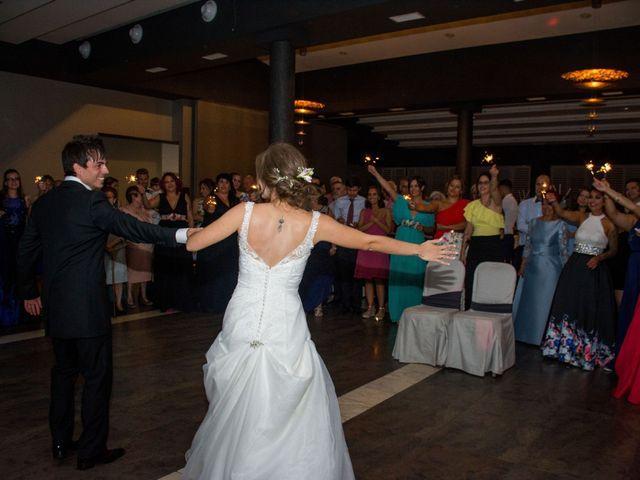 La boda de Carlos y Ariadna en Olmedo, Valladolid 66
