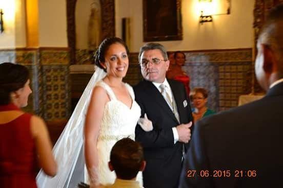 La boda de Manuel y Chari en Gerena, Sevilla 3