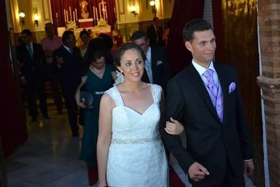 La boda de Manuel y Chari en Gerena, Sevilla 6