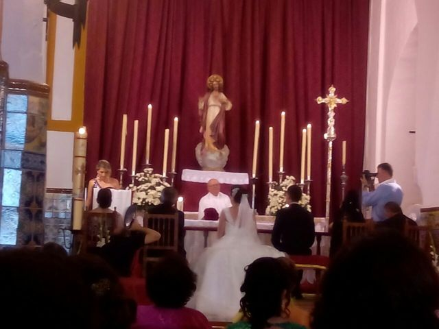 La boda de Manuel y Chari en Gerena, Sevilla 9