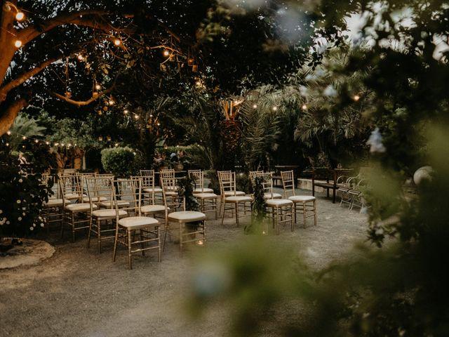 La boda de Domingo y Sheila en Elx/elche, Alicante 35