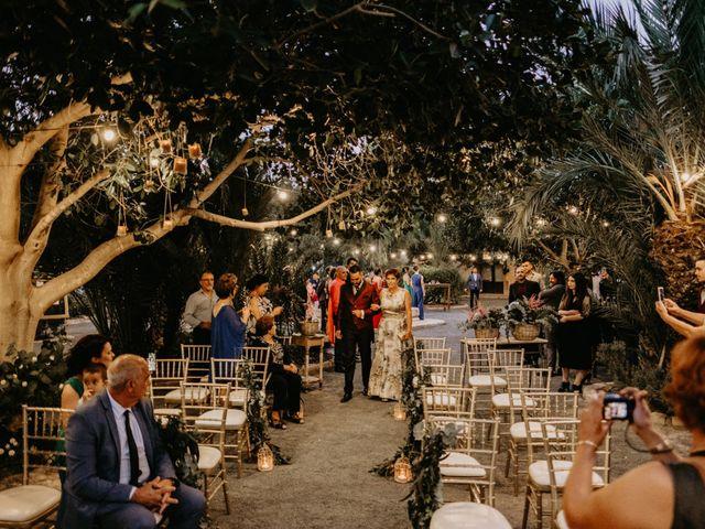 La boda de Domingo y Sheila en Elx/elche, Alicante 36