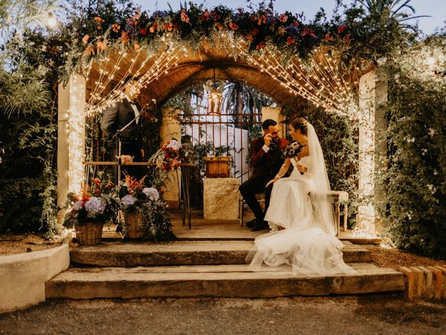 La boda de Domingo y Sheila en Elx/elche, Alicante 38