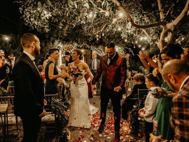 La boda de Domingo y Sheila en Elx/elche, Alicante 43