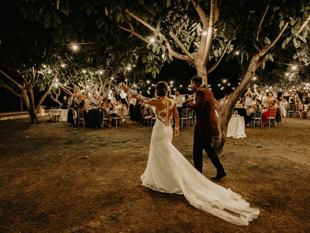 La boda de Domingo y Sheila en Elx/elche, Alicante 45