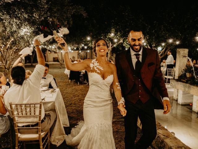 La boda de Domingo y Sheila en Elx/elche, Alicante 46