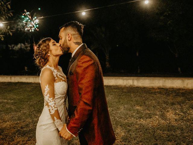 La boda de Domingo y Sheila en Elx/elche, Alicante 51