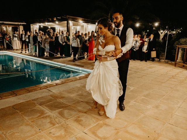 La boda de Domingo y Sheila en Elx/elche, Alicante 54