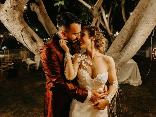 La boda de Sheila y Domingo