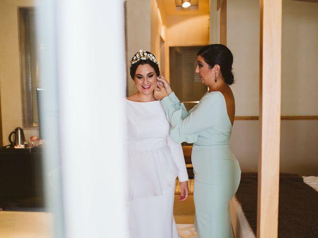 La boda de David y Mª Paz en Granada, Granada 5