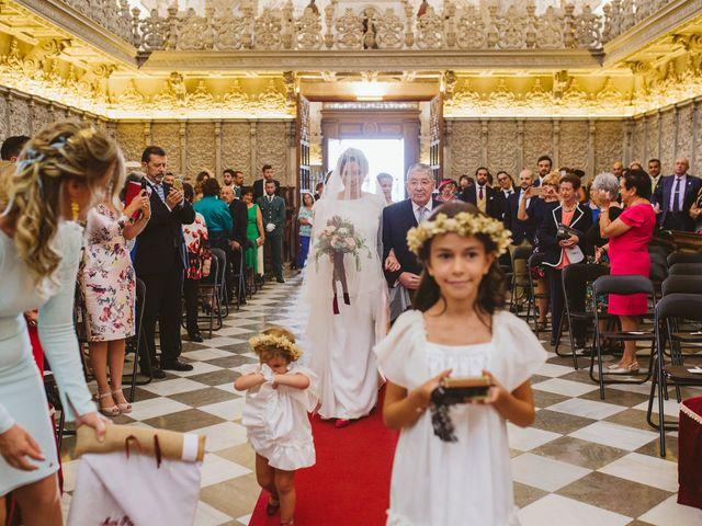 La boda de David y Mª Paz en Granada, Granada 11