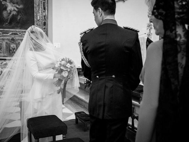La boda de David y Mª Paz en Granada, Granada 12