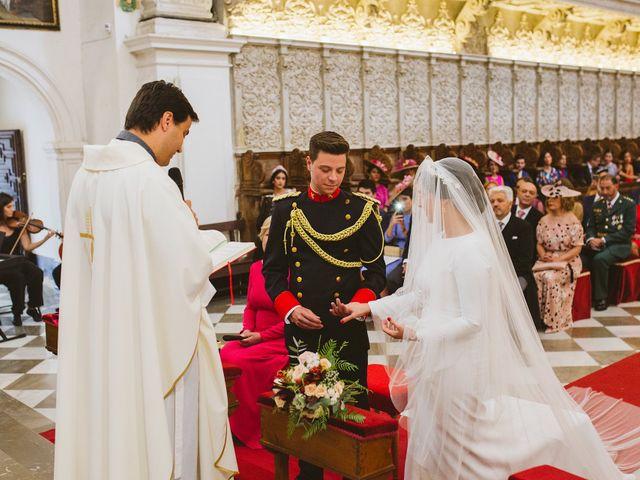 La boda de David y Mª Paz en Granada, Granada 14