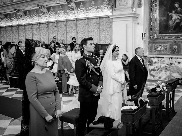 La boda de David y Mª Paz en Granada, Granada 15