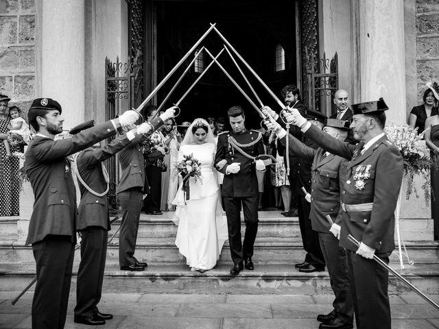 La boda de David y Mª Paz en Granada, Granada 16