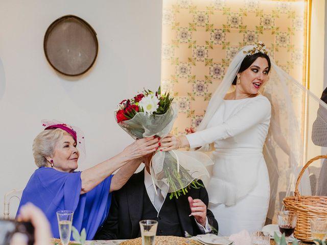 La boda de David y Mª Paz en Granada, Granada 22