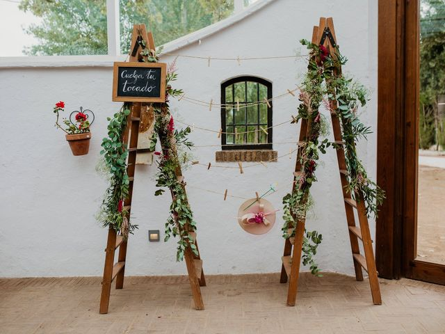La boda de David y Mª Paz en Granada, Granada 25