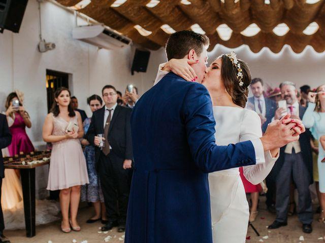 La boda de David y Mª Paz en Granada, Granada 26