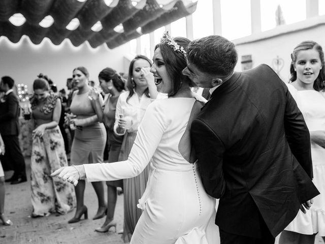 La boda de David y Mª Paz en Granada, Granada 29