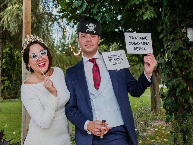La boda de David y Mª Paz en Granada, Granada 34
