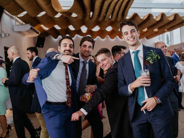 La boda de David y Mª Paz en Granada, Granada 35