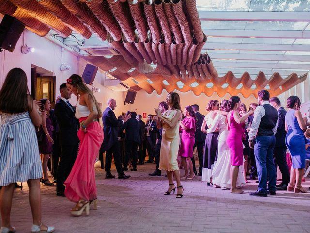 La boda de David y Mª Paz en Granada, Granada 36