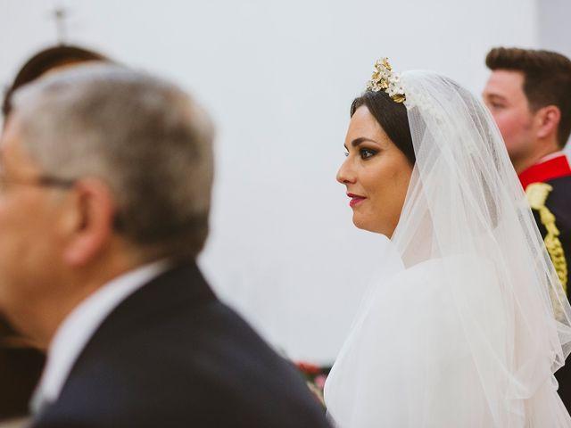La boda de David y Mª Paz en Granada, Granada 41