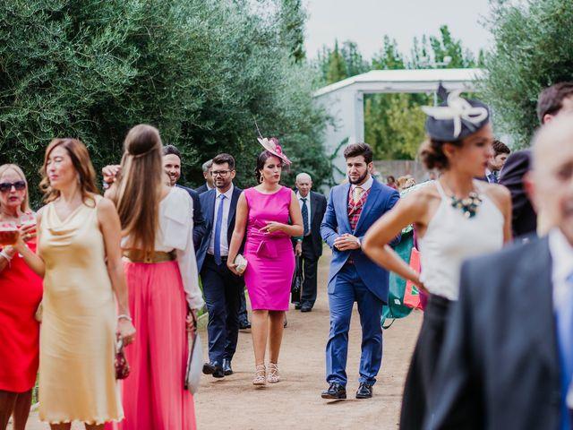 La boda de David y Mª Paz en Granada, Granada 43