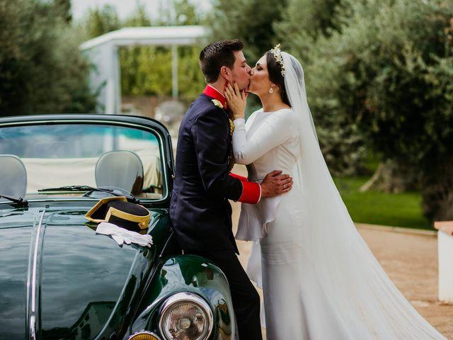 La boda de David y Mª Paz en Granada, Granada 44