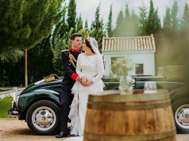 La boda de David y Mª Paz en Granada, Granada 45