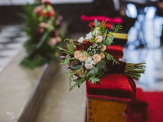 La boda de David y Mª Paz en Granada, Granada 47