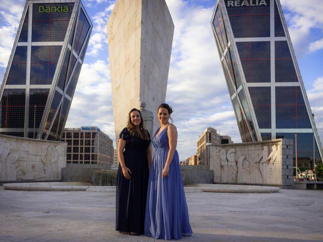 La boda de Raquel y Patricia en Madrid, Madrid 12