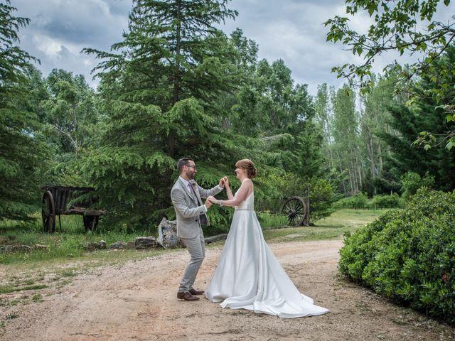 La boda de Abilio y Alexa en Requijada, Segovia 13