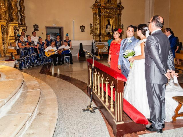 La boda de Jose y Nuria en Fuenlabrada, Madrid 14