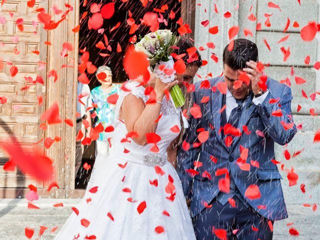 La boda de Jose y Nuria en Fuenlabrada, Madrid 16