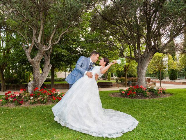 La boda de Jose y Nuria en Fuenlabrada, Madrid 17