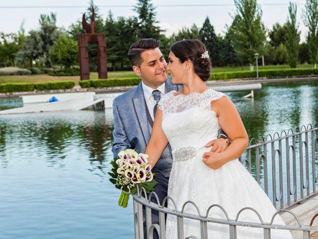 La boda de Jose y Nuria en Fuenlabrada, Madrid 18
