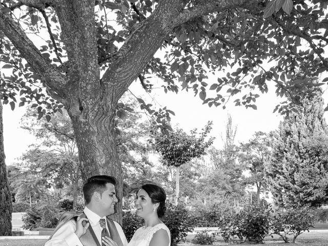 La boda de Jose y Nuria en Fuenlabrada, Madrid 1