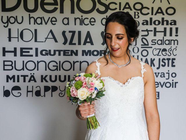 La boda de Javi y Karima en La Selva Del Camp, Tarragona 2