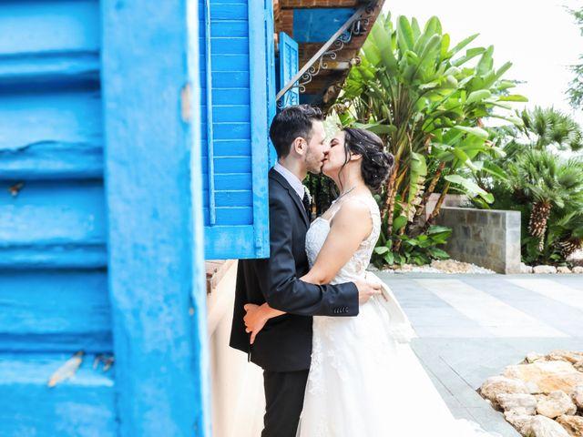 La boda de Javi y Karima en La Selva Del Camp, Tarragona 10
