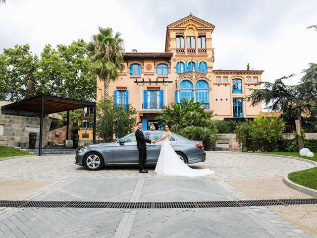 La boda de Javi y Karima en La Selva Del Camp, Tarragona 11