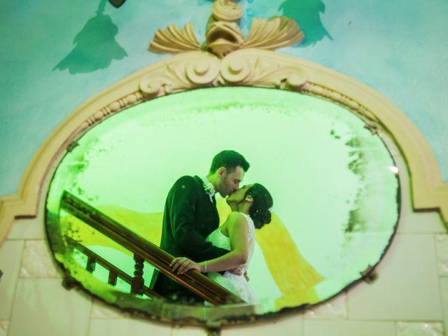 La boda de Javi y Karima en La Selva Del Camp, Tarragona 13