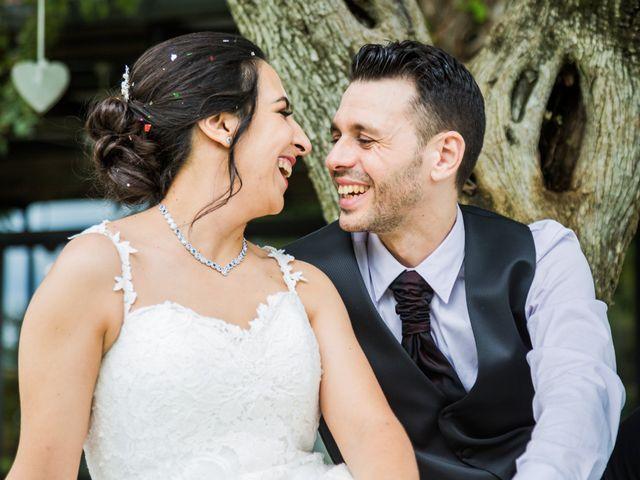 La boda de Javi y Karima en La Selva Del Camp, Tarragona 15