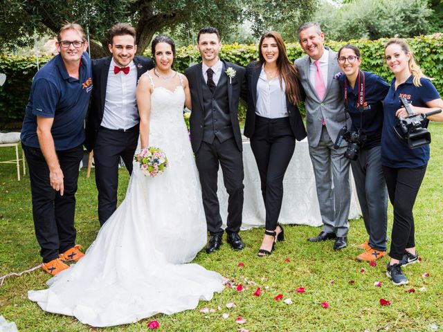 La boda de Javi y Karima en La Selva Del Camp, Tarragona 16
